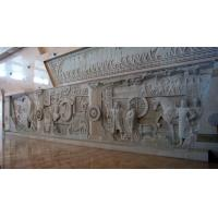 Stone relief project for museum Manufactures