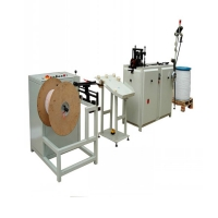 1'' Wire O Forming Machine , Nanbo Spiral Forming Machine Manufactures