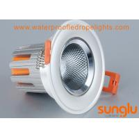 Buy cheap Durable Tiltable 7 watts LED Downlight , Anti Glare Round LED Downlight For Street from wholesalers