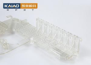 Acrylic CNC Rapid Precision Machining Rapid Prototyping PC / PMMA Plastic Manufactures