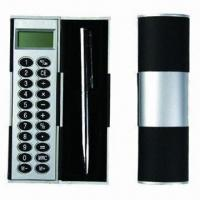 Magic Calculators, Transparent Shell Available, Customized Logos are Accepted Manufactures