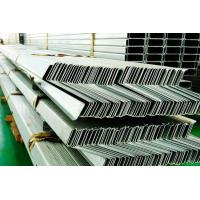 Hot Dip Galvanised Steel Purlins 150 To 300mm With Material Steel Coil Manufactures
