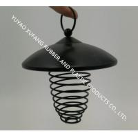 Durable Creative Squirrel Proof Fat Ball Feeder Stainless Steel Materials Customized Color Manufactures