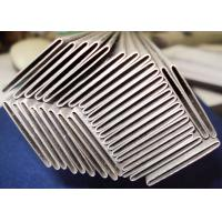 Buy cheap HF Welding Aluminium Extruded Profiles Mill Finished Tube For Condensor from wholesalers