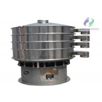 Fine Powder Circular Vibrating Screen Machine Stainless Steel Material Manufactures