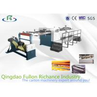Buy cheap High Speed Roll Sheeter & Paper Roll Cutting Slitting Machine from wholesalers