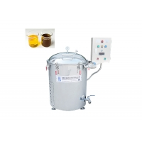 Small 30 L/M Commercial Fryer Oil Filter Kit Manufactures