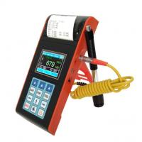 Buy cheap Leeb Hardness Tester Metal Portable Hardness Testing Machine RHL170 with printer from wholesalers