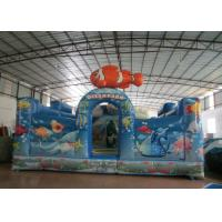 New Design Inflatable Undersea World Fun City Amusement Park On sale Manufactures