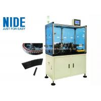 Double Station Wheel Motor Wedge Inserting Machine for Electrical bike Manufactures