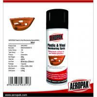 Buy cheap 400ml Quick Dry Spray Paint , Automotive Aerosol Paint Direct To Plastic from wholesalers