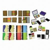 Notepads, Measures 31x23.5cm,OEM Orders and Customized Designs are Accepted Manufactures