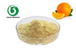 Food Grade Natural Orange Juice Powder 80 mesh GMP Standard Manufactures