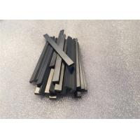 Standard Size Tungsten Carbide Strips Good Chemical Stability High Corrosion Resistance Manufactures