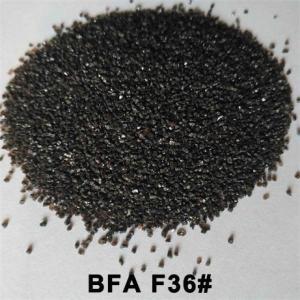 Al2O3 F36# Brake Pads Aluminium Oxide Blasting Media Manufactures