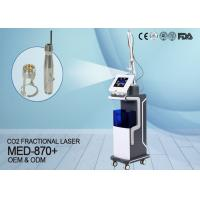 Buy cheap KES Beauty Clinic Use Co2 Fractional Laser Machine For Scar Acne Removal MED-870 from wholesalers