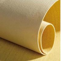 Nonwoven PPS Glass Acrylic Needle Felt Filter Cloth 0.81mm - 1.12mm Thickness Manufactures