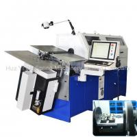 High Precision Wire Bending Machine Servo Motor Control For Steel Spring Manufactures