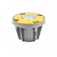 professional manufacturer embeded LED blue taxiway perimeter lighting for helideck Manufactures
