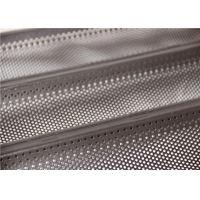 600x400x36mm 5 Waves Loaves 0.8mm French Baguette Tray Manufactures