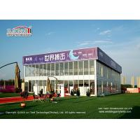 Waterproof Outdoor Event Tents  , Insulated Thermal Roof Cube Tent