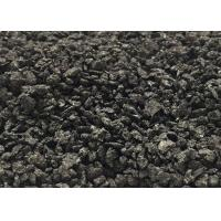 2 - 5mm Graphite Recarburizer Raw Materials Used In Iron And Steel Industry Manufactures