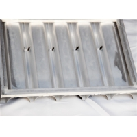 5 Rows 550x400x37mm 1.2mm Baguette Baking Tray Manufactures