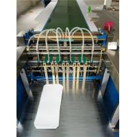 High Precision Automatic Gluing Machine 7-40pcs/Min Speed Reduce Waste Manufactures