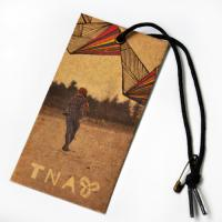 Buy cheap Factory Made Craft Paper PVC Material Fashion Hang Tag With Printing Company from wholesalers