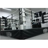 Buy cheap All Size Corner Pads And Pu Ropes Boxing Ring from wholesalers