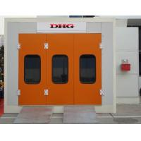 Outdoor Paint Car Spray Booth With 3-fold Door For Home Garage SBA8500 Manufactures