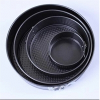 Hard Anodized 10 Inch 254x248x80mm Non Stick Round Baking Pan Manufactures