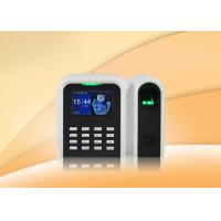 High speed network biometric fingerprint time clock system with ID Card for office , school , banks Manufactures