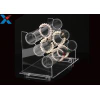 Transparent Acrylic Display Rack Jewelry Bracelet Watch Display Stand Durable Manufactures