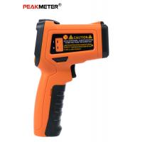 Colorful Display Portable Infrared Thermometer , High Temp Infrared Thermometer Manufactures