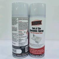 Buy cheap Tub / Tile Waterproof Spray Paint 12 Ounce White Color Refinishes Wash Basins from wholesalers