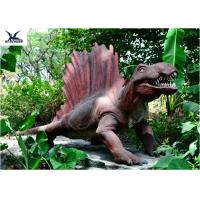 Forest Full Size Amusement Realistic Dinosaur Statues Animatronic Robot Dinosaurs Manufactures