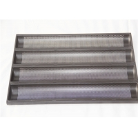 MAXXI Perforated Baguette Pan Manufactures