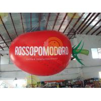 Chiristmas Decoration Inflatable Helium Balloon Attractive Big Apple Manufactures