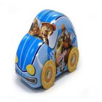 Fancy custom car shaped metal boxes for sale Manufactures