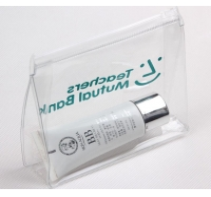 Cosmetic Travel Bag B4 A4 B5 A5 A6 Zipper File Bag zipper document bag BAGEASE.CN Manufactures