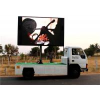 Outdoor LED Mobile Billboard For Commercial Advertising Manufactures