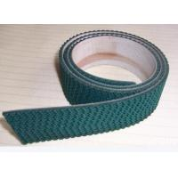 Industrial Blue Wavy Grass PVC Conveyor Belt Green Conveyor Belt For Airport Baggage Manufactures