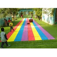 Buy cheap Size Customize Green PP/PE/PU Daliy Use Artificial Plant Turf from wholesalers