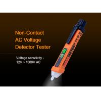 Commercial Non Contact AC Voltage Detector Pen High Reliability And Safety Manufactures