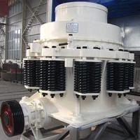 Spring CS Cone Crusher Overload Protective System High Grade Final Products