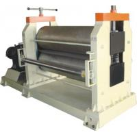Wooden Grain / Stucco Embosser Metal Embossing Machine Automatic Cutting Manufactures