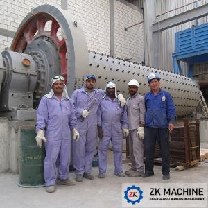 Buy cheap Advanced Design Various Types 0.8-230(t/h) China Ball Mill for Sale from wholesalers