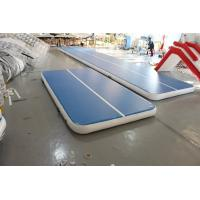 Durable Custom Made Inflatables , Airtight Inflatable Gym Mat For Training Manufactures