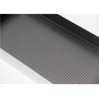 0.6mm PTFE 600x400x20mm Aluminized Steel Baking Pans Manufactures
